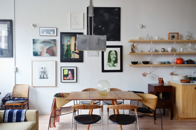 Inspiration déco : La mezzanine || Loft à Brooklyn, New-York par l'agence New-Affiliates