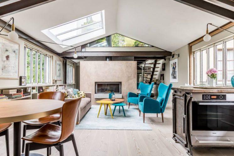 Verrières de toit, faites entrer la lumière || Design L'Autre Maison, Fabrice Diomard