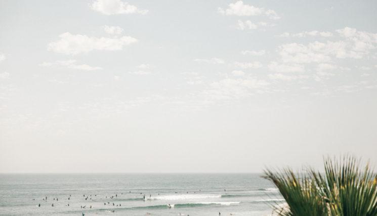 The Surfrider à Malibu, l'atout fibre naturelle
