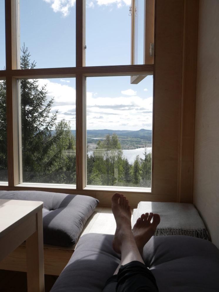 Bergaliv loft house, une retraite au cœur de la nature