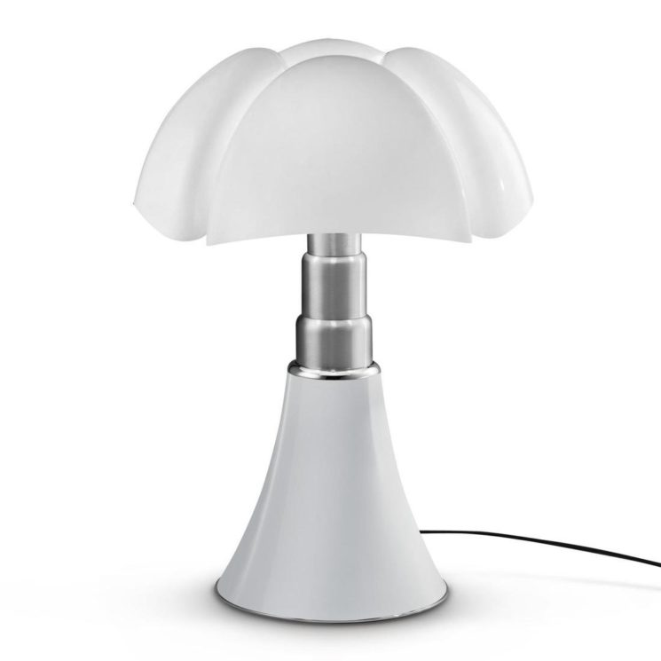 Luminaires design soldés sur light on line || Lampe Blanc, PIPISTRELLO