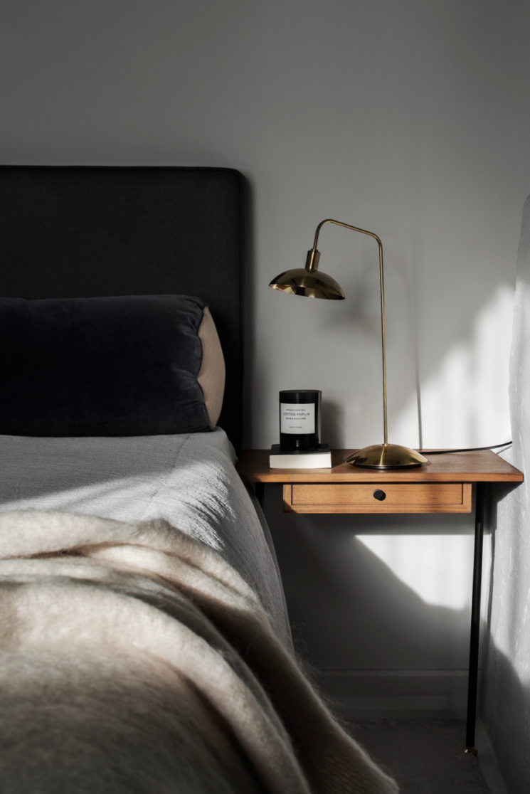 Tonalités wabi sabi et matières brutes || Hanna Wessman design interior
