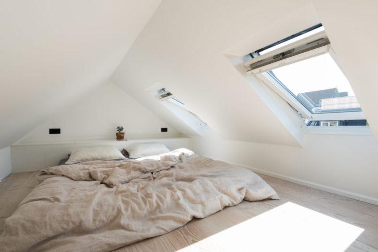 [ Atout charme du pin en aménagement intérieur ] Duplex à Londres, esprit nordique japonisant