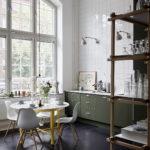 Focus sur une cuisine scandinave industrielle
