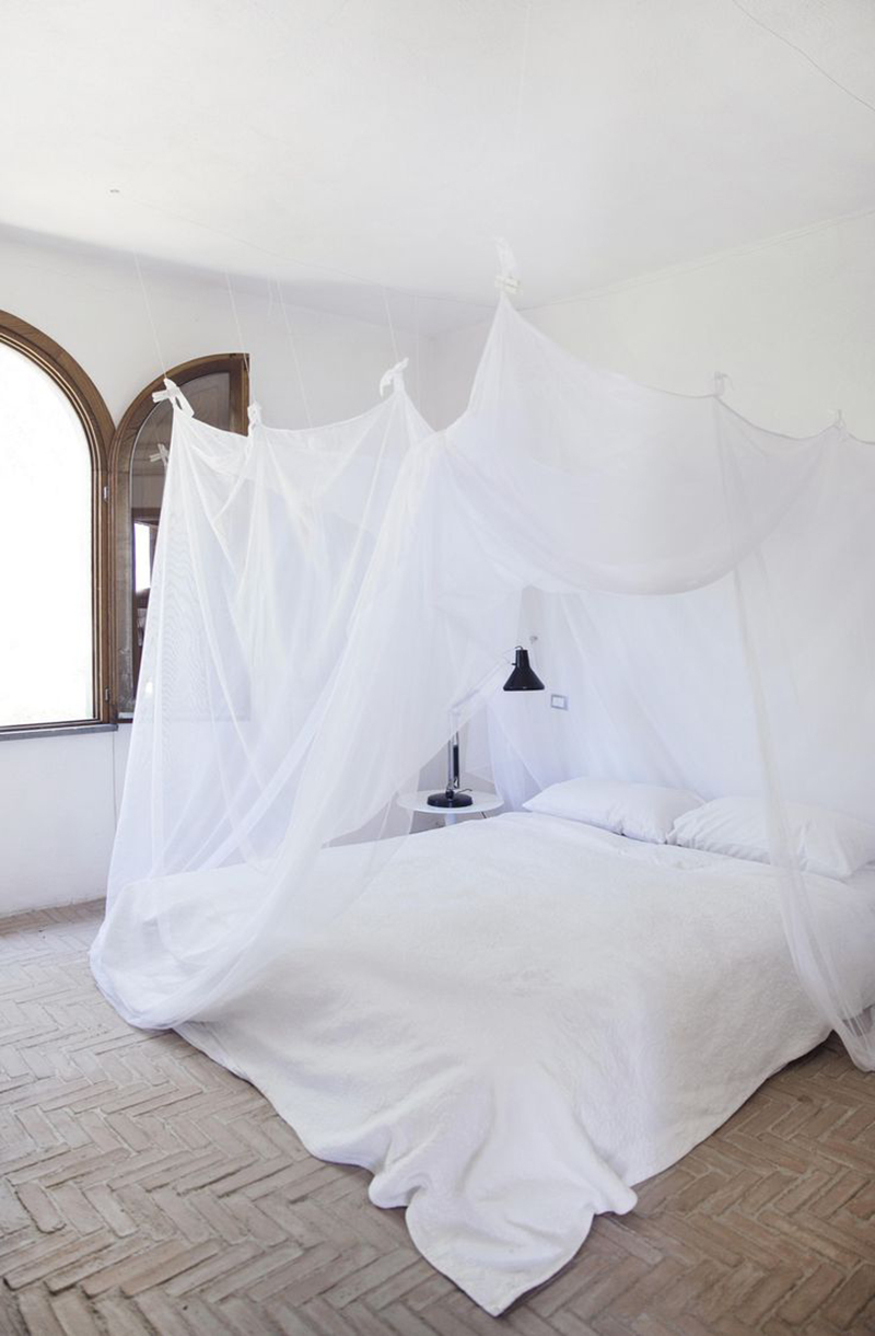 LA DOLCE VITA EN MODE VINTAGE // Frantoio Punta Campanella - Villa à louer face à Capri - Italie