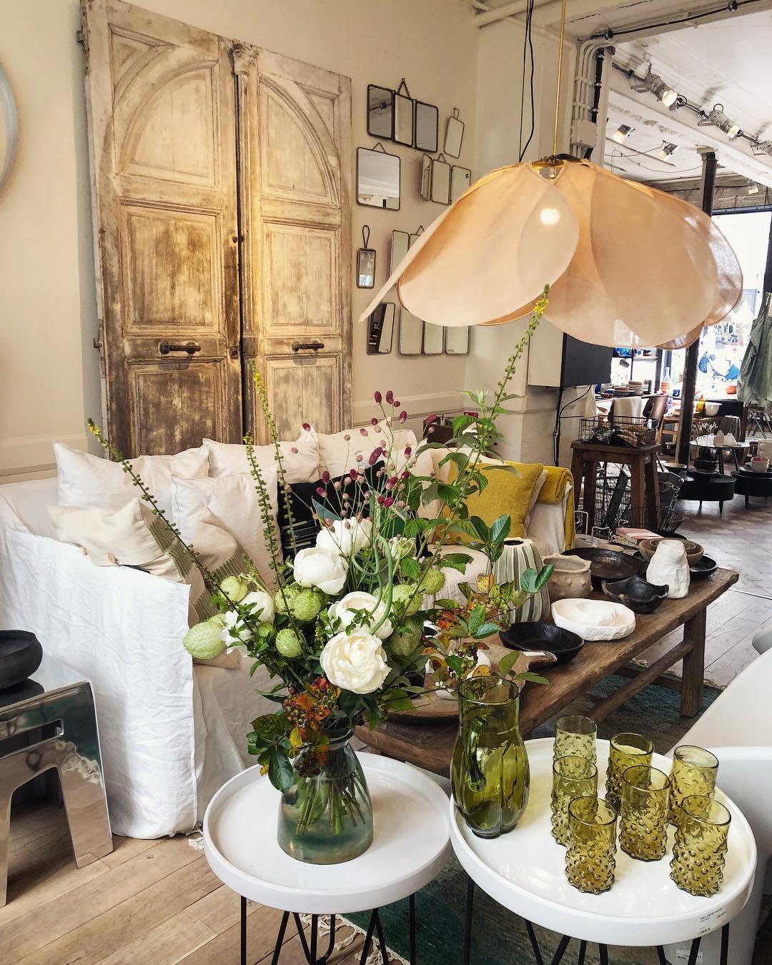 La suspension Pale de Georges Store || Boutique Ailleurs Paris