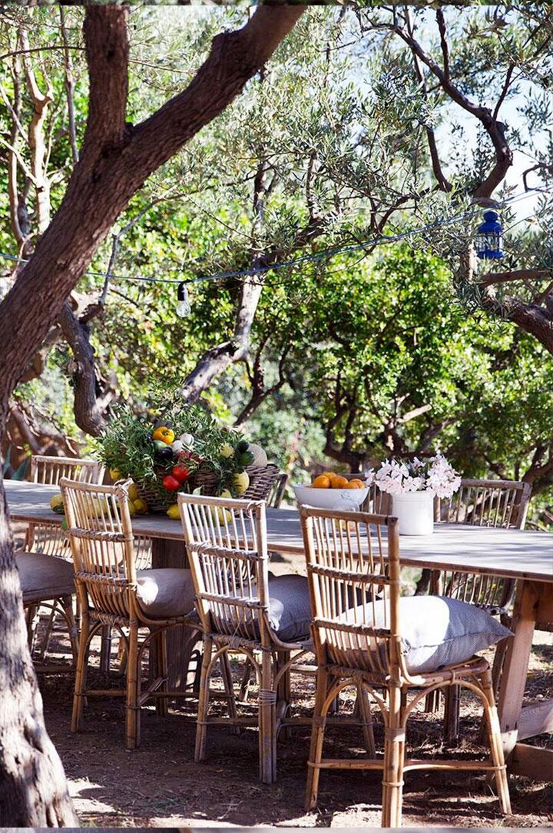 LA DOLCE VITA EN MODE VINTAGE // Torre Punta Campanella - Villa à louer face à Capri - Italie