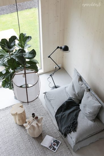 [ Atout charme du pin en aménagement intérieur ] Maison Kotola par Asuntomessut