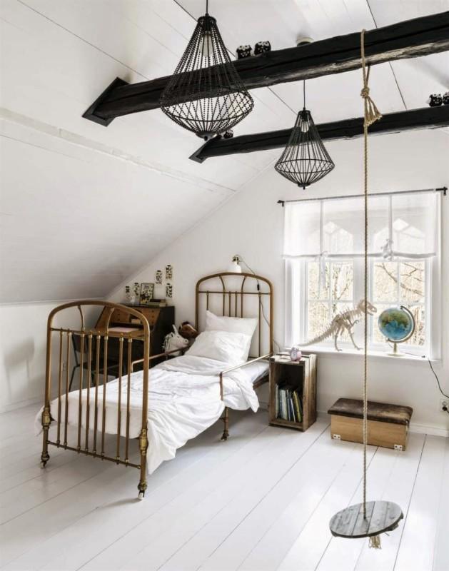 A la recherche d'un lit en métal enfant ou fer forgé