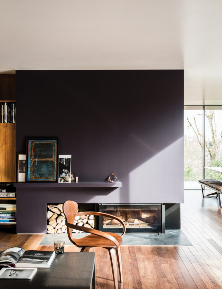 9 nouvelles couleurs Farrow and Ball || PAEN BLACK n°294