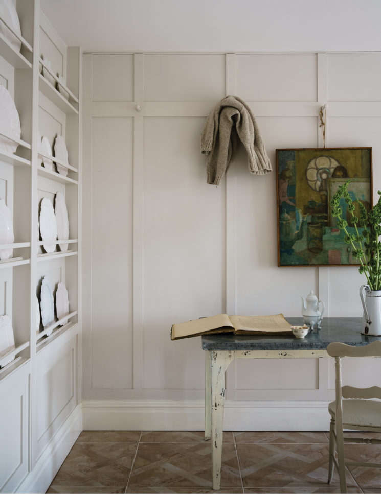 9 nouvelles couleurs Farrow and Ball || SCHOOL HOUSE WHITE® n°291