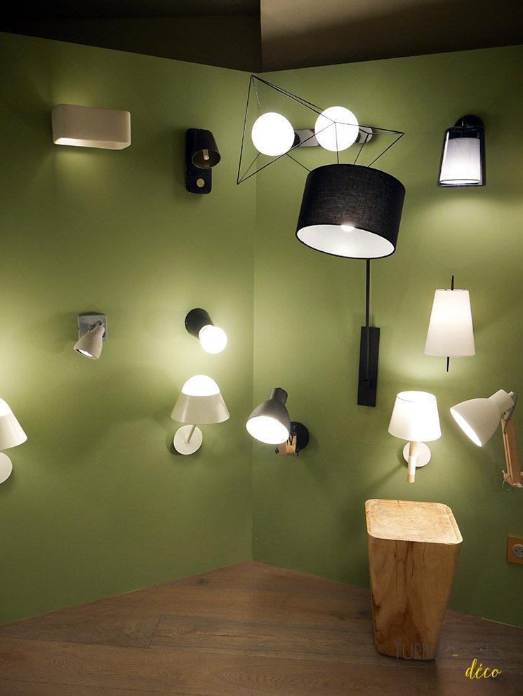 La nouvelle boutique Ampm de Lyon à l'Hôtel-Dieu || Coin luminaires