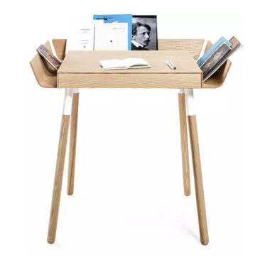 Bureau un tiroir en bois My writing desk, Emko