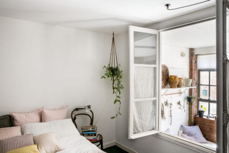 [ Inspi déco ] Des intérieurs qui ont la main verte || Un appartement à Londres
