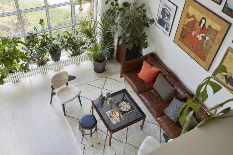 [ Inspi déco ] Des intérieurs qui ont la main verte || Magnifique duplex en Suède