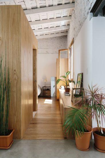 [ Inspi déco ] Des intérieurs qui ont la main verte || L'appartement rénové à Buenos Aires de HernánLandolfo