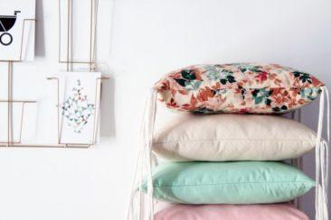 Tour de lit 6 coussins tissus japonais - Boutique Lydhor sur Etsy