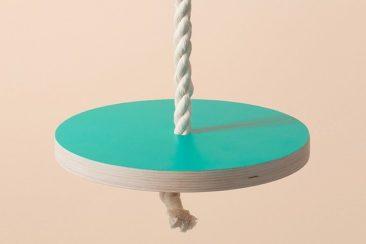 Balançoire en bois - Boutique Des Enfantillages sur Etsy