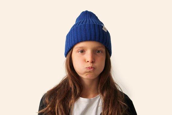 Bonnet en laine, Tuque - Les Enfantillages sur Etsy