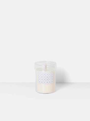 Scented Candle, Calendar - Ferm Living