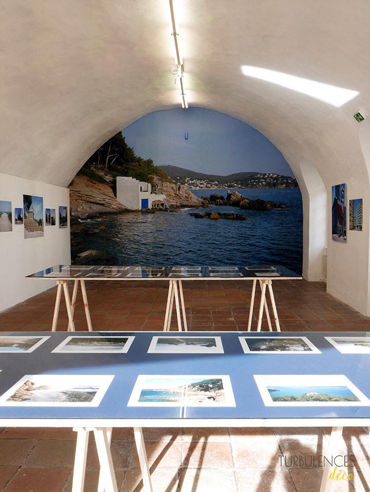 Villa de Noailles - Exposition de photographie deJoël Tettamanti, Kilomètres heure