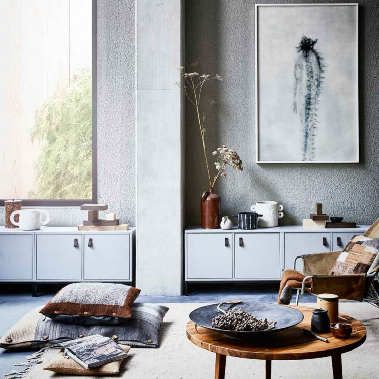 """Encore une obsession de style déco """"old new""""   Catalogue Vtwonen"""