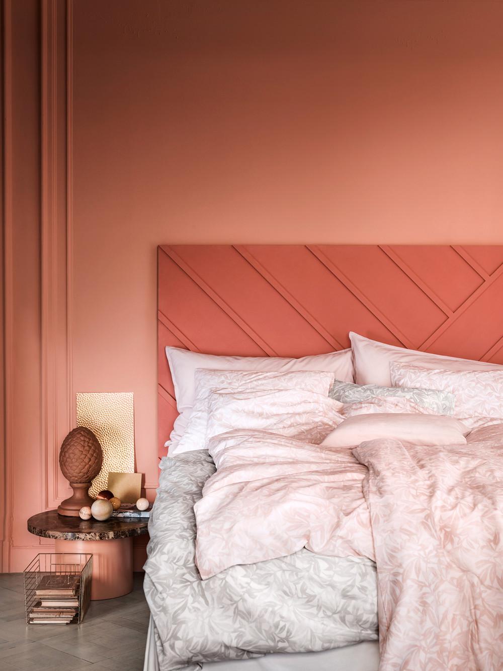 Couleur De Chambre Tendance living coral couleur pantone® 2019, la vie en rose