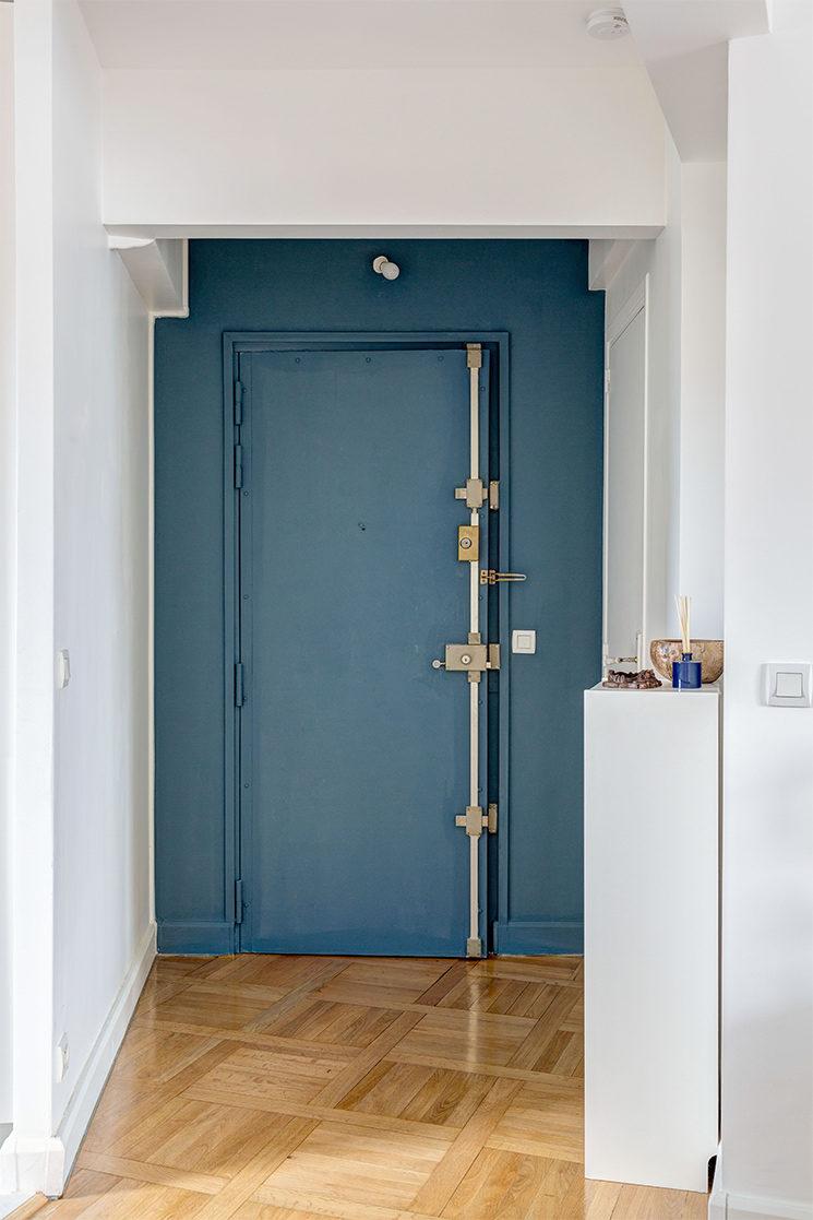 6 astuces pour rendre sa porte d'entrée design et glamour // La marquer d'une couleur || Projet Mon Concept Habitation