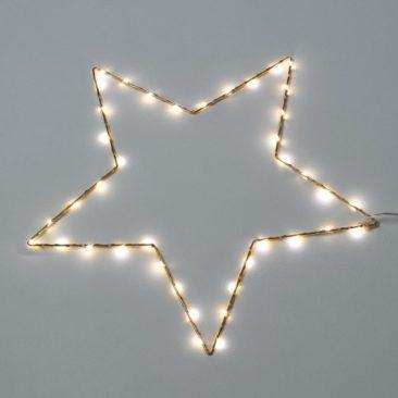 Luminaire étoile LED, Omara - Ampm - 49 €