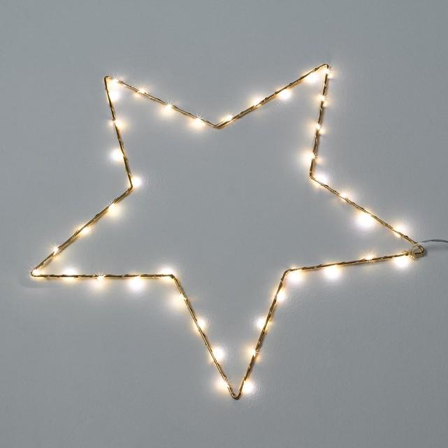 Luminaire étoile LED, Omara - Ampm