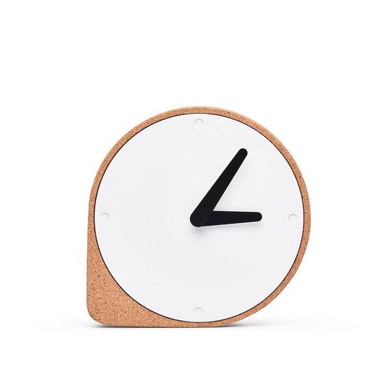 Horloge en liège, Clock - Boutique Etsy Puik Studio