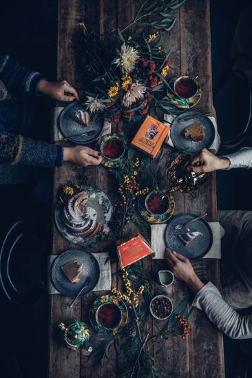[ Inspiration de Noël 2018 ] En clair obscur // @_foodstories_
