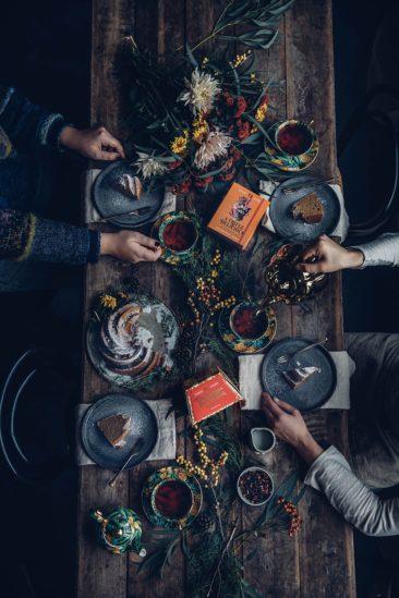 [ Inspiration de Noël 2018 ] En clair obscur // @_foodstories_