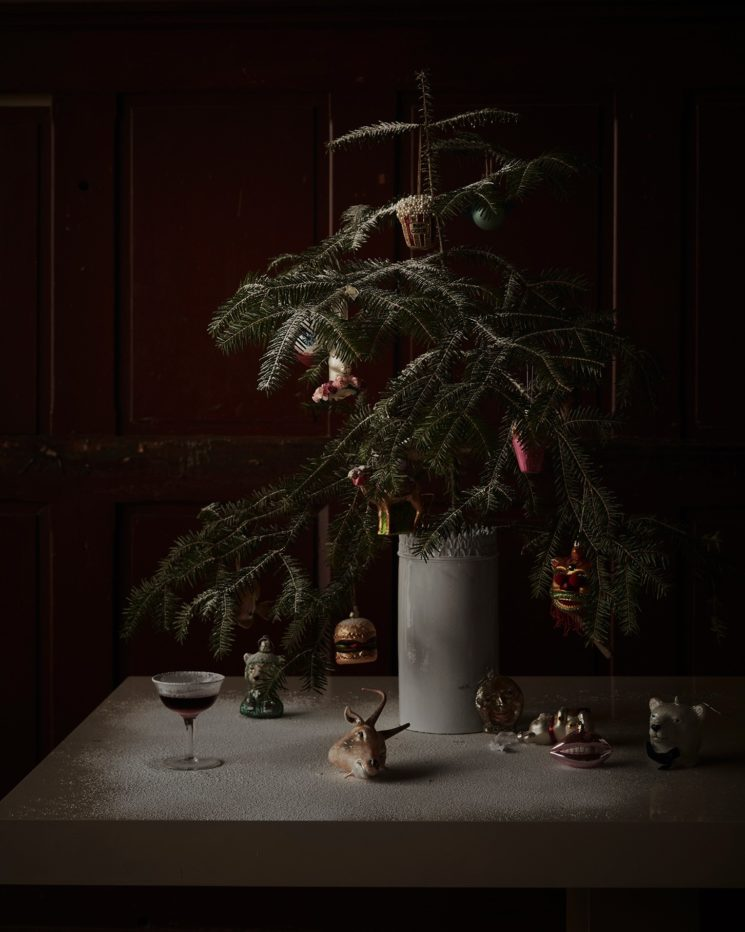 [ Inspiration de Noël 2018 ] En clair obscur //Artilleriet studio - Silent Magic of Christmas