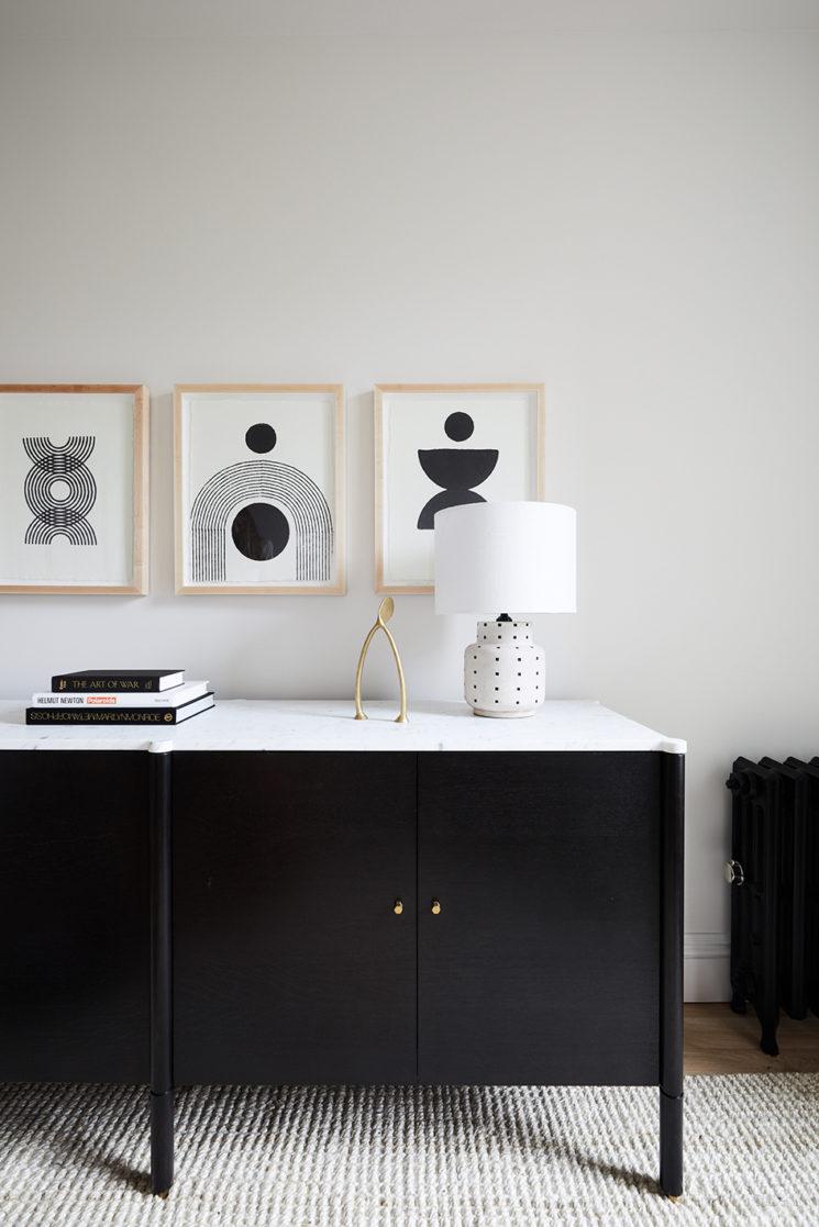 Block Shop Print, impressions graphiques au bloc || Design Intérieur : Nunenume