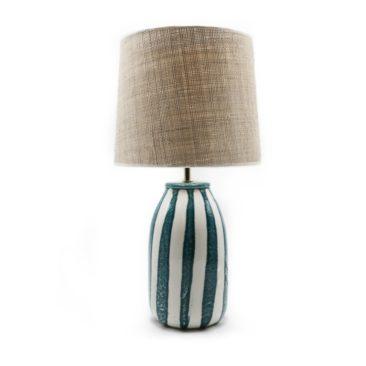 Lampe de table Palmaria vert - Sarah Lavoine