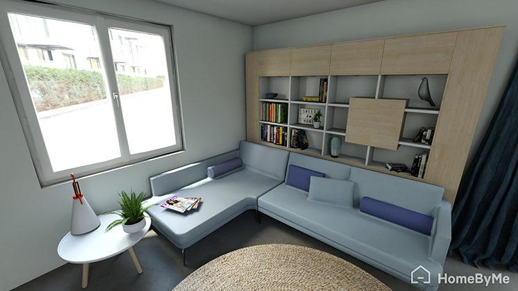 Homebyme un service gratuit pour créer des plans en 3D