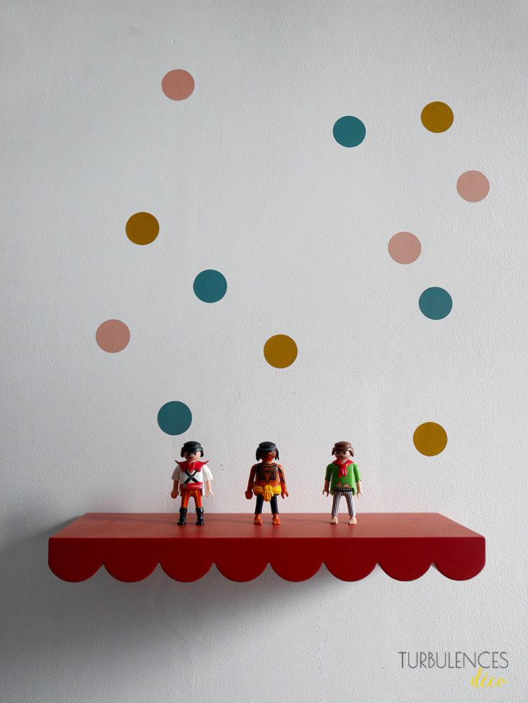 Turbulences Déco, un an d'abonnement à Designer Box // ÉTAGÈRE MURALE BOX - BOX 65 Design by Design by JEAN COUVREUR
