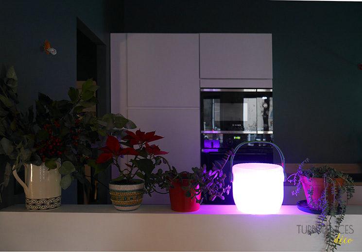 Turbulences Déco, un an d'abonnement à Designer Box // ENCEINTE OSMOSE - BOX 66 Design by MATALI CRASSET