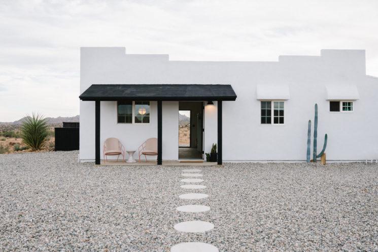 Casa Mani : Une maison d'hôtes éco frendly à Joshua Tree
