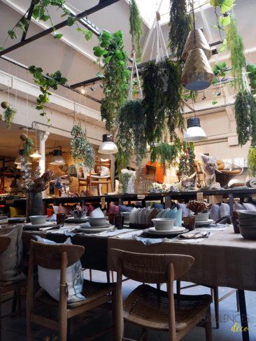 Visite de la boutique Borgo delle Tovaglie à Paris // Turbulences Déco