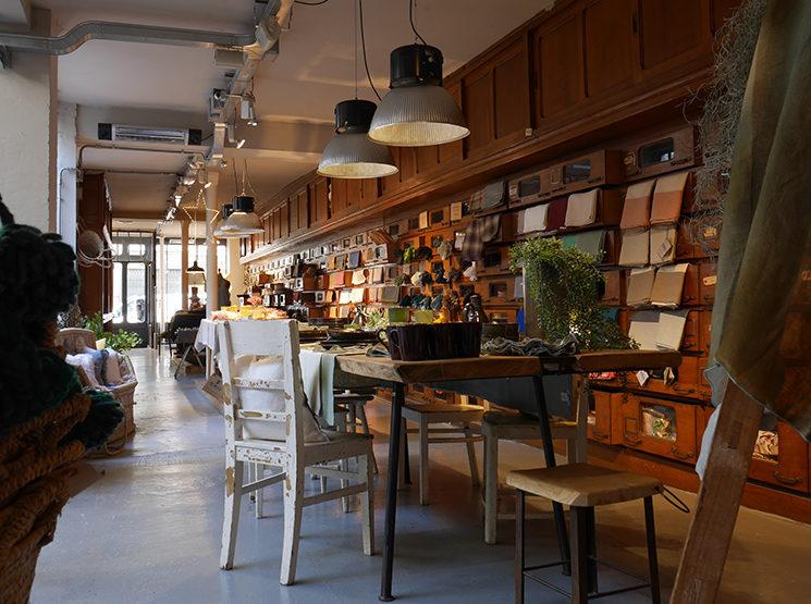 Charmant Visite De La Boutique Borgo Delle Tovaglie à Paris // Turbulences Déco