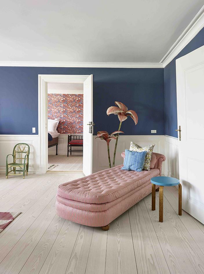 Dormir dans le nouvel hébergement de la galerie The Apartment à Copenhague