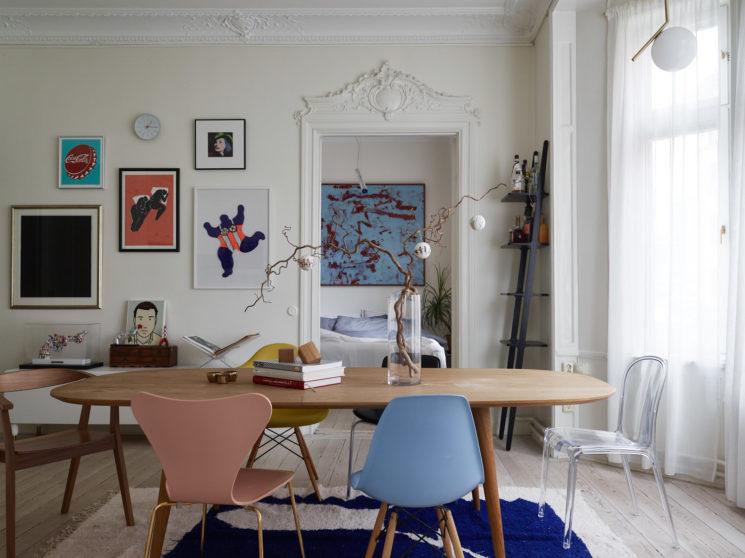 Comment mettre de la couleur dans sa déco ? \\ Choisir des meubles de couleur