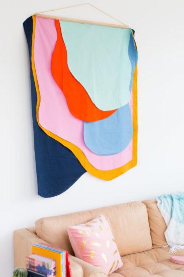 [ Inspiration déco ] Envie de couleurs vitaminées dans sa déco ! || DIY by sugarandcloth.com