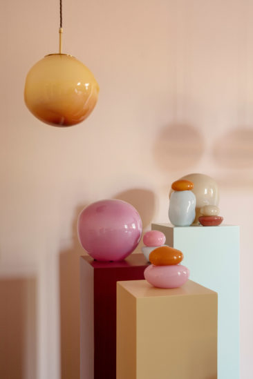 India Mahdavi - Candy light, collection Helle