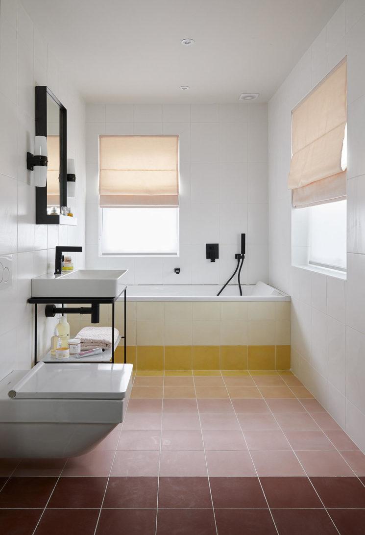 [ Inspiration déco ] Rose toujours, rose bohème en déco || Interior design : Sophie Robinson - Maison à Londres