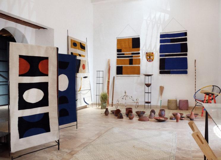 [ Tendance déco ] Modern tribal / Modern craft || rrrrrr.es - Création de tapis entre Barcelone et Oaxaca
