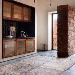 Tapis berbères et architecture