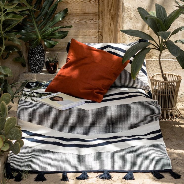 [ Tendance déco ] Modern tribal / Modern craft || Kylim Egypt